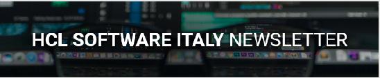Newsletter HCL Italia