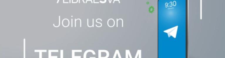 Libraesva è su Telegram!