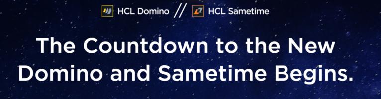 Il countdown per la nuova versione di Domino e Sametime è iniziato!