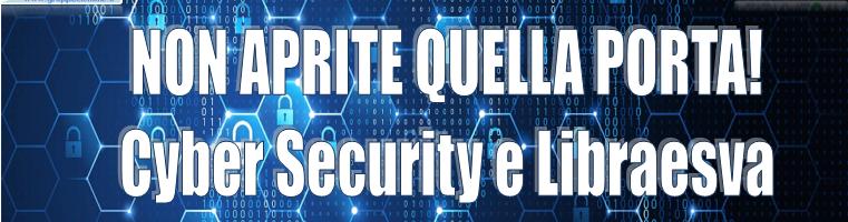 Evento 14 Ottobre 2021: Libraesva e sicurezza è anche online!